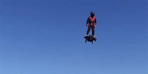 Bor Air is the flyboard air the next generation of transportation