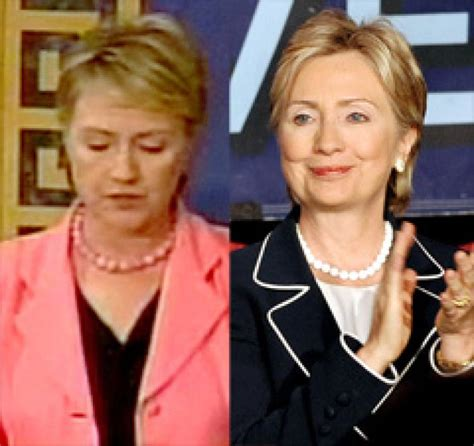 hillary clinton hairstyles through the years hillary clinton s do goes from left to right ny daily news