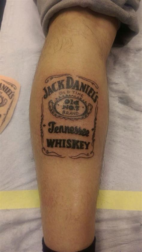 jack daniels tattoo designs my new tattoos o