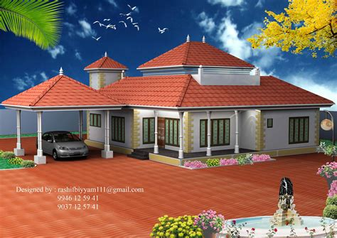 House Plans With Photos Of Interior And Exterior | 3d house exterior design interior exterior plan
