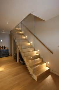 Stairs Banister Designs Courthope Road Contemporary Staircase London By Iq