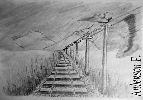 desenho paisagens paisagens em desenho