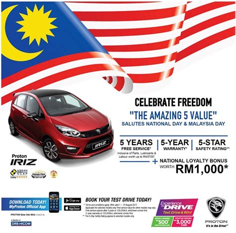 promotion proton monthly promotion 187 my best car dealer every day