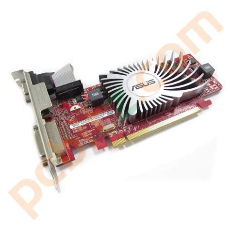 Vga Asus Radeon Hd 5450 by Asus Hd5450 Sl 2gd3 L Radeon Hd5450 2gb Ddr3 Pci E