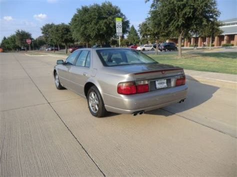 2002 Cadillac Seville Problems by Purchase Used 2002 Cadillac Seville Sls Sedan 4 Door 4 6l