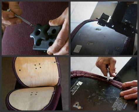 como tapizar una silla de escritorio c 243 mo restaurar una silla de escritorio pisos al d 237 a