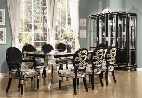 formal dining room sets for 12 emejing black formal dining room sets gallery