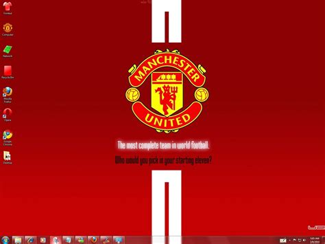 manchester united themes for windows 10 win 8 themes