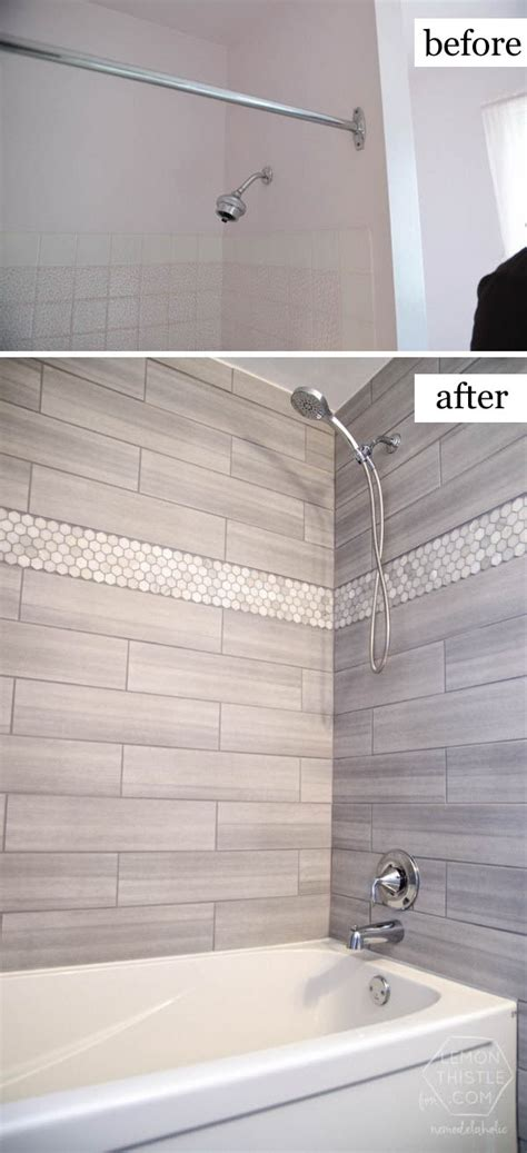bathroom tile ideas on a budget before and after makeovers 20 most beautiful bathroom remodeling ideas noted list