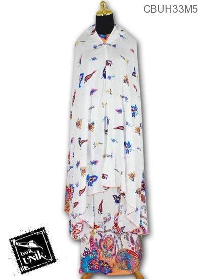 Mukena Batik Pastel mukena batik motif kembang warna pastel mukena murah