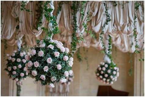 dusky pink wedding in burgundy