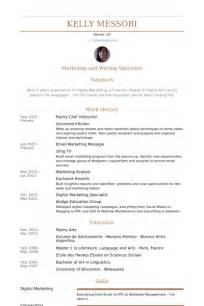 resume example 43 pastry chef resume samples baking and