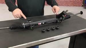 mustang rack and pinion steering rack power steering cobra