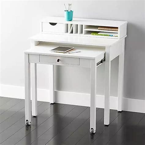 Meja Kerja Di Rumah pilihan meja untuk ruang kerja sempit rumah dan gaya