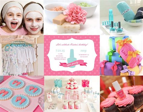 party tips kids spa party ideas tips from purpletrail