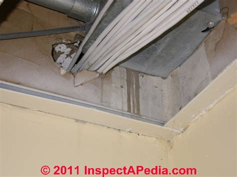 Suspended Ceiling Tiles Asbestos by Suspended Ceilings Install Diagnose Repair Insulate R Values