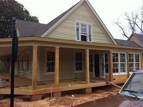 southern living pictures southern living idea house shaping up our blog