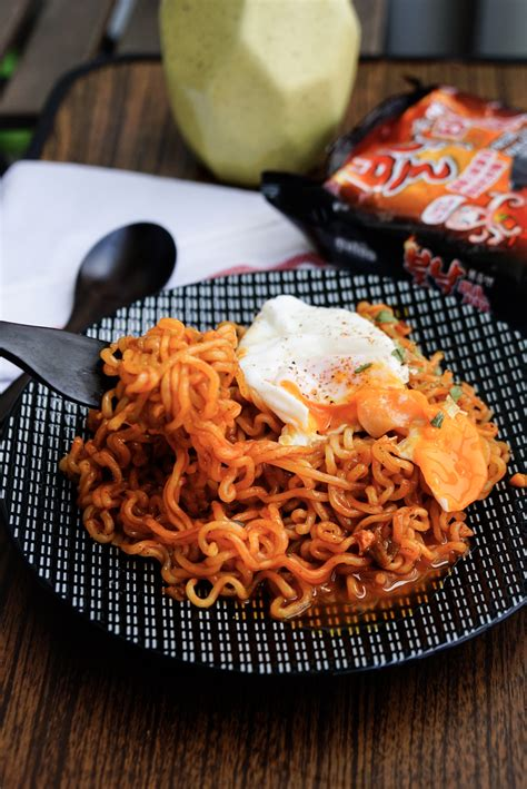 Paldo Bulnak by Paldo Bulnak Spicy Fried Octopus Ramyun