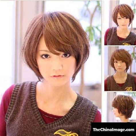 hairstyle for square face asian girl the best asian hair styles for square faces bangs and