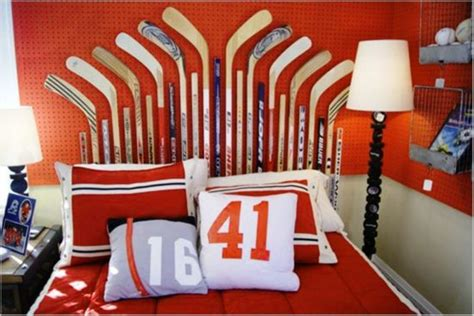 Themed Boys Bedroom by 50 Sports Bedroom Ideas For Boys Ultimate Home Ideas