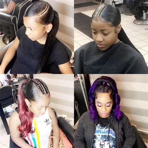 ponytail weave hairstyle with twisties best 25 weave ponytail hairstyles ideas on pinterest