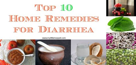 top 10 home remedies for diarrhea in children my