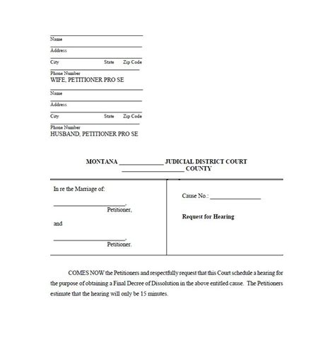 divorce decree template 40 free divorce papers printable ᐅ template lab