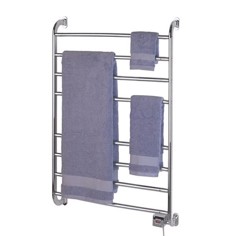 Heated Towel Rack Reviews by Best Freestanding And Wall Mounted Heated Towel Warmer Reviews