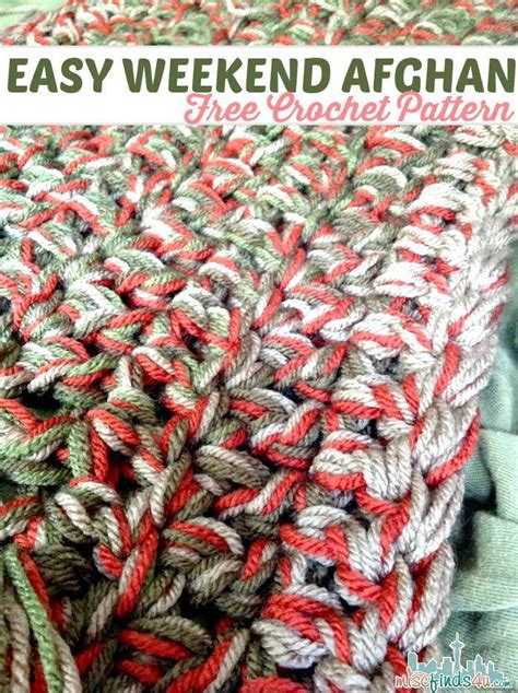crochet pattern quick afghan free pattern fast and easy crochet throw 2 stripe