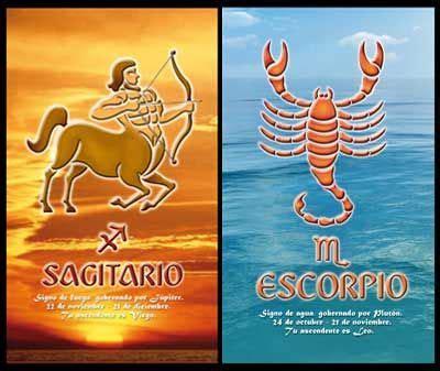 Kaos Sagitarius sagittarius and scorpio compatibility match and