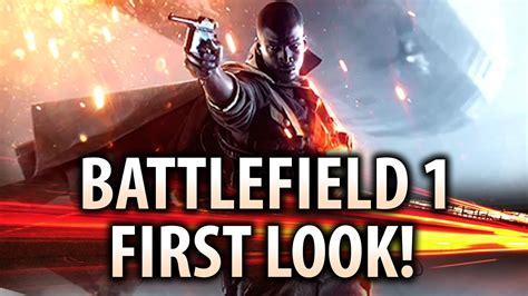 A Place Trailer Release Date Battlefield 5 Look Called Battlefield 1 In World War 1 Release Date Trailer Soon