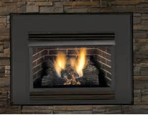 majestic vent free gas fireplace insert fireplaces and