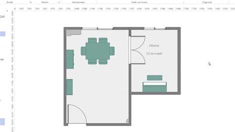 plano de habitacion visio 2013 hacer un plano de una habitaci 243 n o estancia