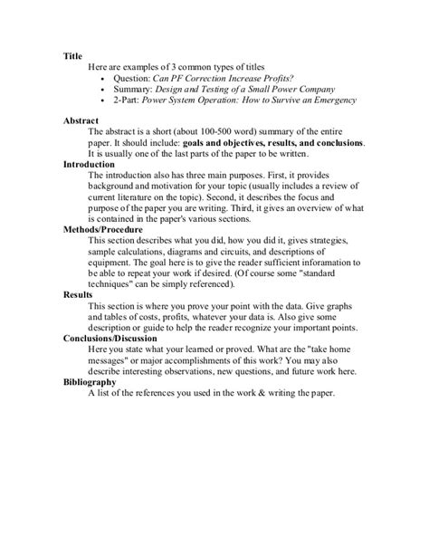 major research paper major parts of research paper 28 images dr maryann
