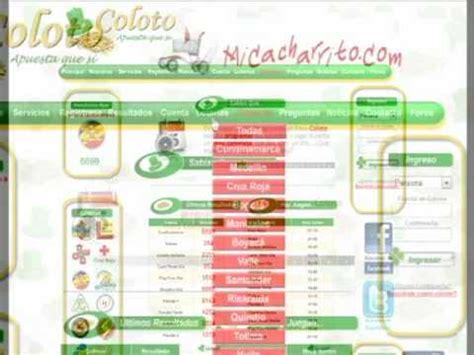resultados de las loterias compra la loteria y el chance en colombia apuesta en