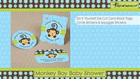 Monkey Boy Themed Baby Shower by Monkey Boy Baby Shower Theme