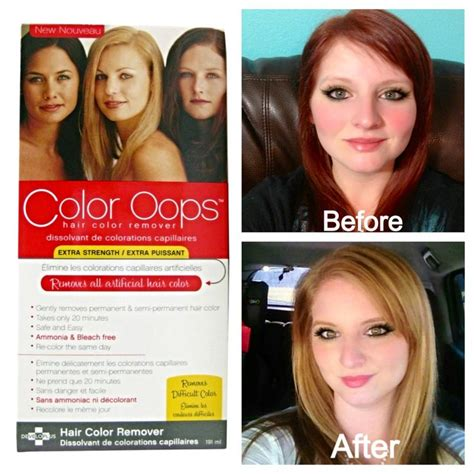 Stripping Hair Color At Home by Color Is A Safe Way To Remove Permanent And Semi