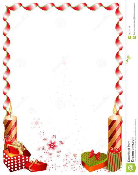 christmas design invitation card christmas frame stock vector illustration of illustration
