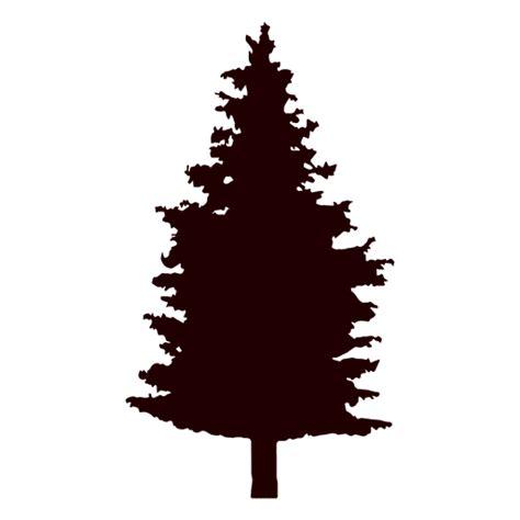 fir tree vector transparent png amp svg vector