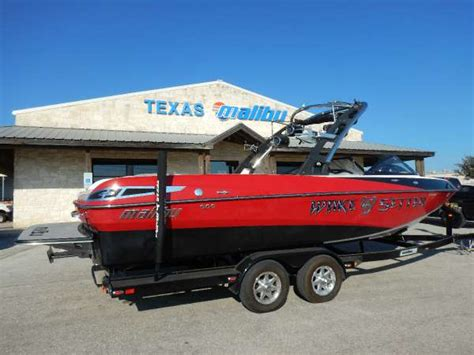 malibu used boats texas malibu wakesetter 247 lsv boats for sale in texas