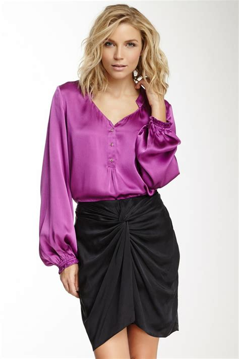 P Blouse Tunik Calista 1 silk blouse st 165 163 silk blouses blouse and skirt and silk