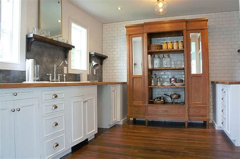 kitchen armoires armoire in kitchen for the home pinterest