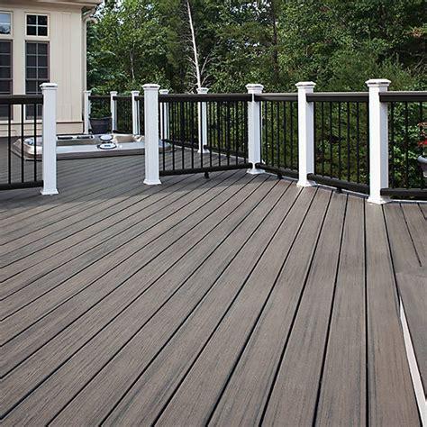 Trex Transcend Decking by Composite Decks Wood Decks In Louisville Ky
