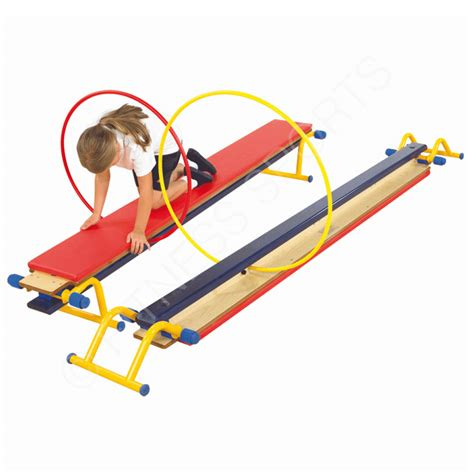 pe benches gym time balance bench agility pe equipment fitness sports equipment