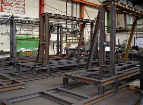 Stahlrahmen Lackieren Oder Pulverbeschichten by Stahlbau Maschinenbau Timmann
