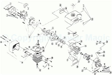 025 stihl chainsaw parts diagram stihl 026 parts diagram wiring diagram and fuse box