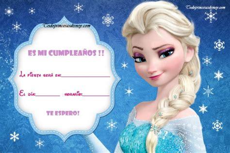film frozen xxi postales de frozen para invitaciones de cumplea 241 os todo