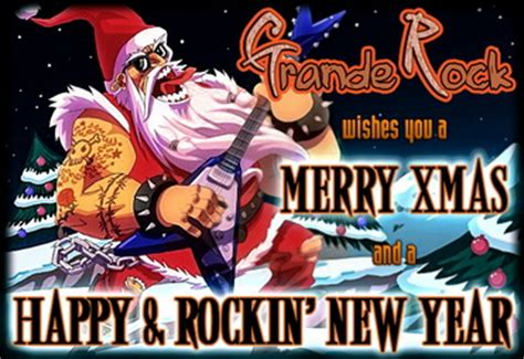 best happy new year song rock merry best wishes for a rockin 2014 grande rock ezine