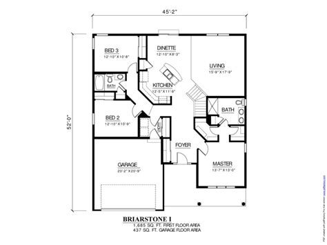ranch open floor plans one story l shaped house plan remarkable floor plans ranch