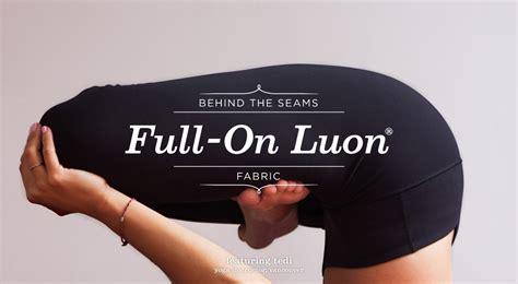 Lululemon Check Gift Card Balance - meet full on luon fabric lululemon athletica